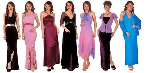 Выбрать платье по фигуре фото