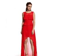 Платье макси купить в Ламода