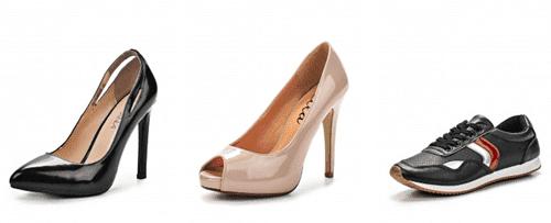 женская обувь ламода